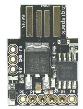 Low power projects digispark ATtiny85 modification - Arduino